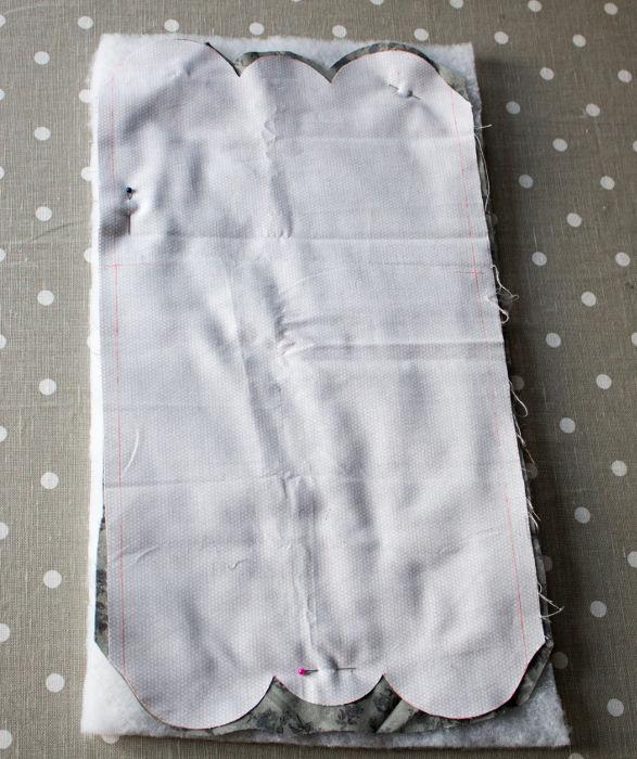 découpe tissu