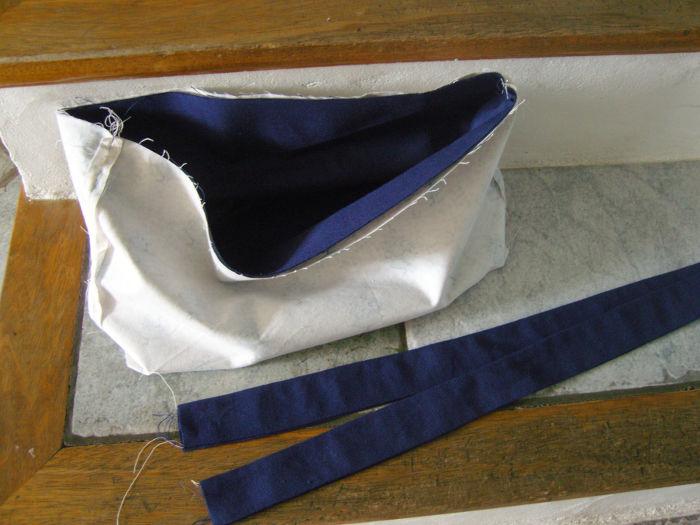 morceaux du tote bag - tutoriel tote bag parfumdecouture.com
