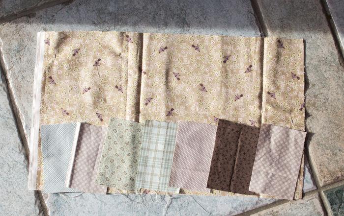 Découpe des tissus - DIY trousse de couture parfumdecouture.com