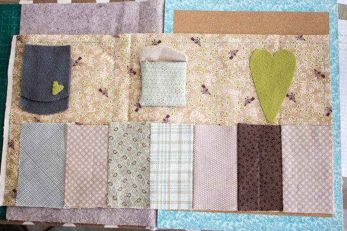Emplacement des différentes sections de la trousse intérieure- DIY trousse de couture parfumdecouture.com