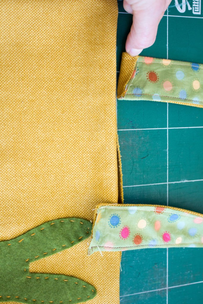 repliez les anses sac de Pâques parfumdecouture.com