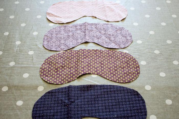 tissus découpés pour l'extérieur - Masque de sommeil parfumdecouture.com