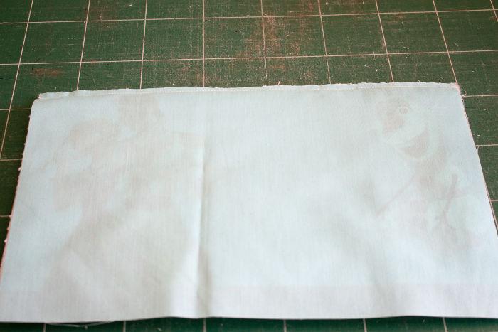 Couture du haut de la poche - Sac reine des neiges disney parfumdecouture.com