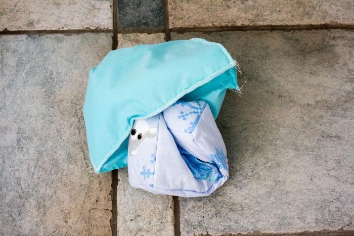 Retournez le sac - Sac reine des neiges disney parfumdecouture.com