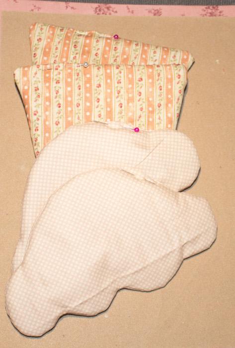 Retournez vos morceaux et coudre l'espace de retournement au point invisible - Trousse cupcake parfumdecouture.com