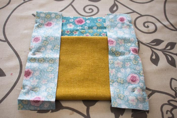 Couture propreté poche - DIY sac de rentrée parfumdecouture.com