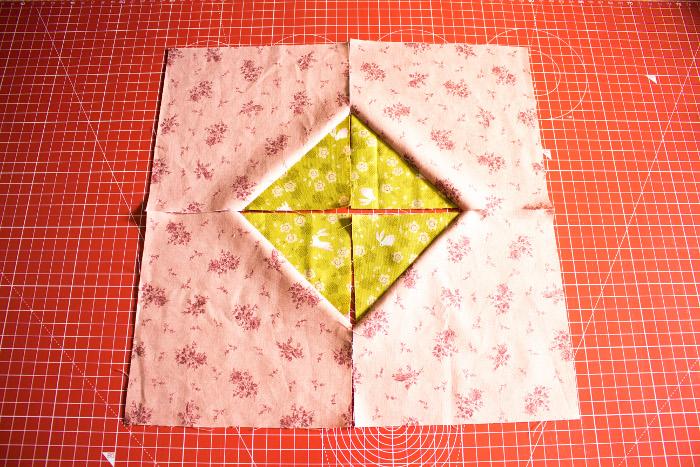 Sous unités avant assemblage du bloc - DIY Comment faire un bloc diamant parfumdecouture.com