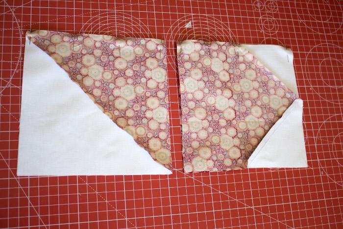 couture en nesting - DIY bloc coeur parfumdecouture.com