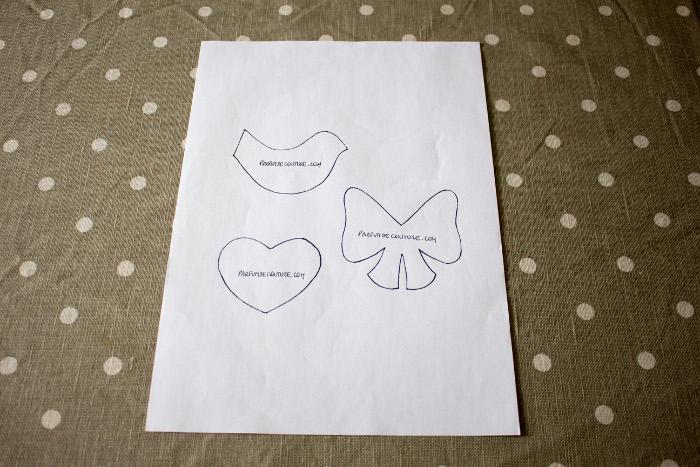 imprimer les formes à reproduire - Tuto Fussy Cutting: Comment faire un gabarit sur du plastique parfumdecouture.com