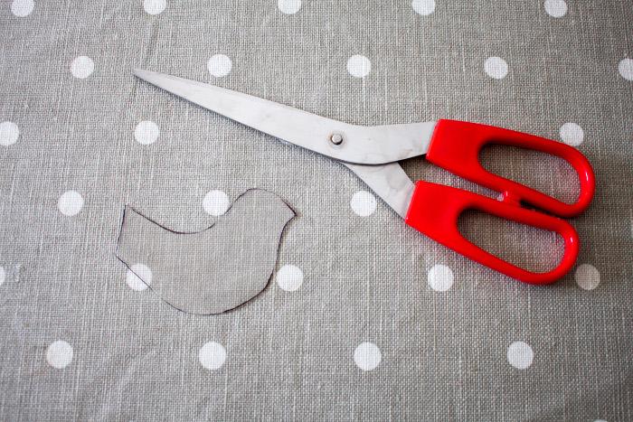 Découpez vos gabarits un à un - Tuto Fussy Cutting: Comment faire un gabarit sur du plastique parfumdecouture.com