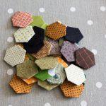 La méthode anglaise de patchwork